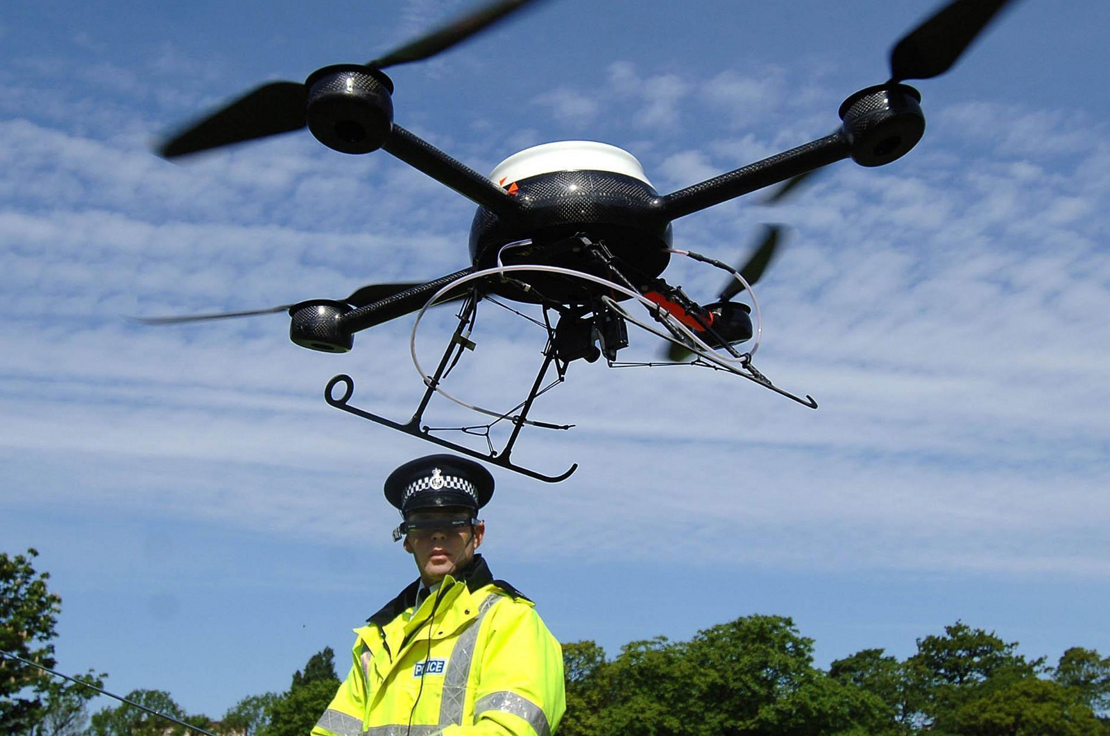 drones uses for business