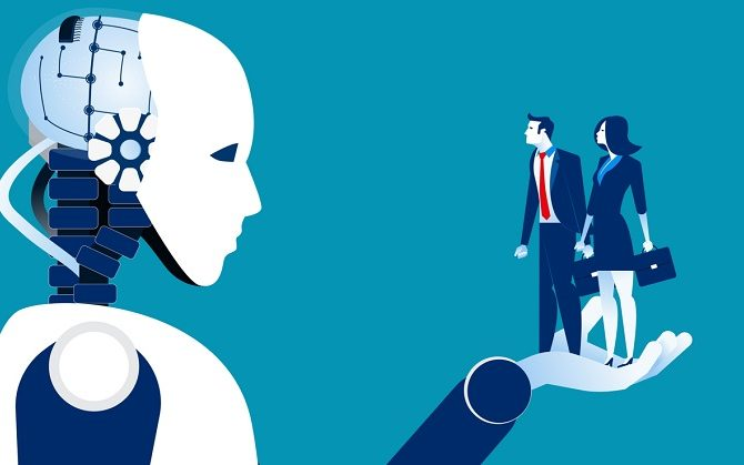 Impact of artificial intelligence on society