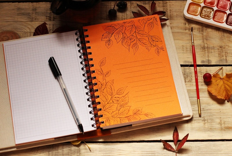 Making A Notebook With Your Own Hands