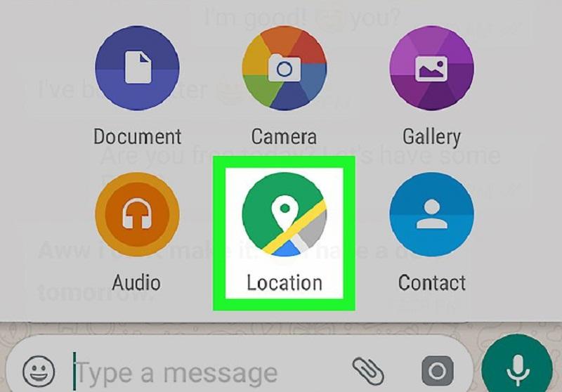 activate location