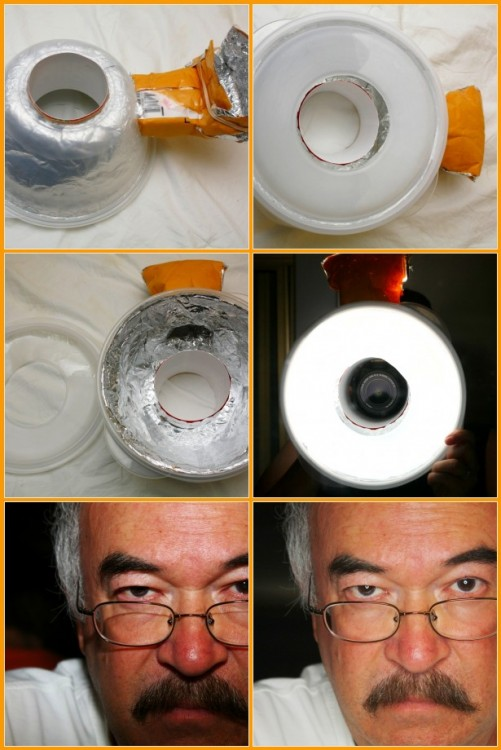 A ring flash for your camera