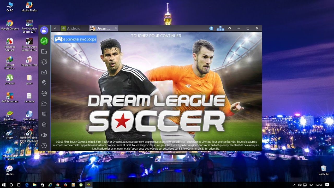 Dream League Soccer 2019 on PC