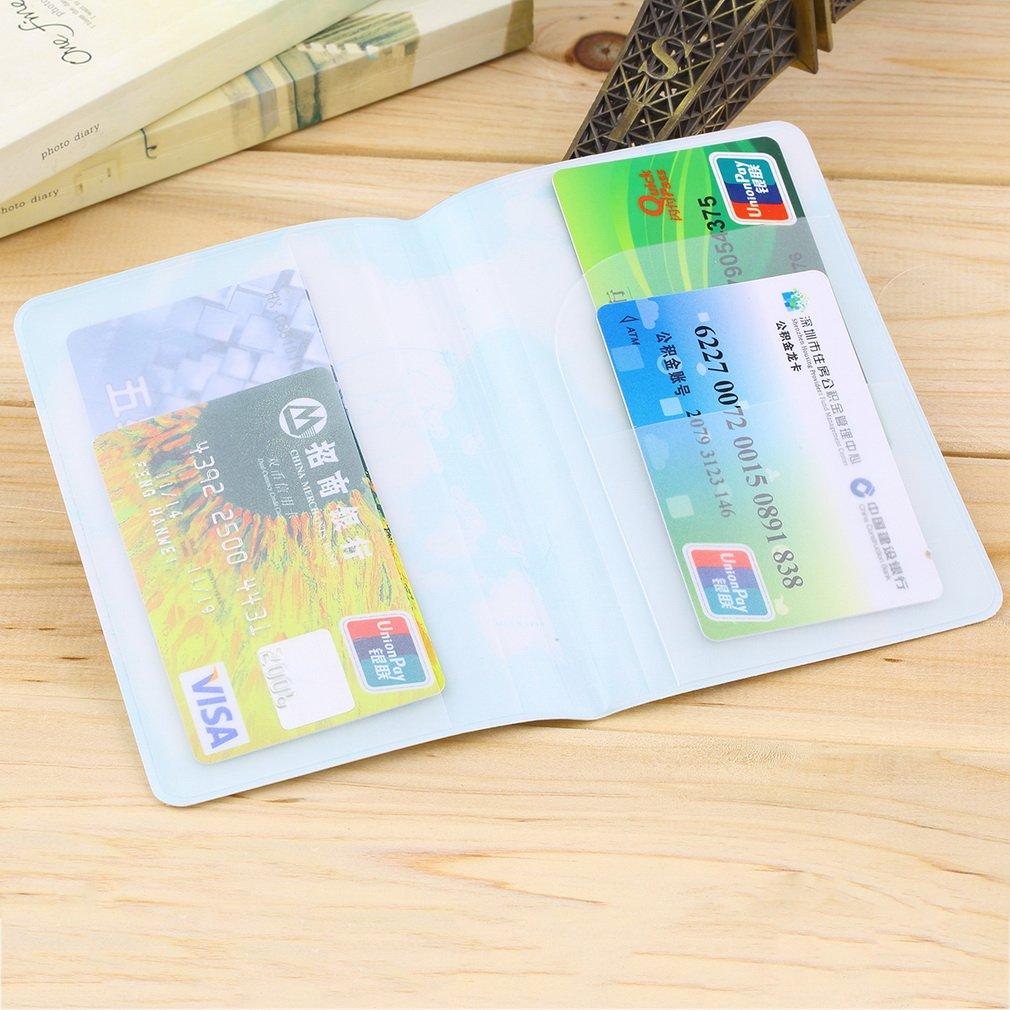Enveloped credit cards