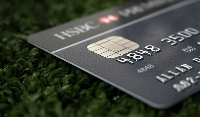 How credit cards are printed