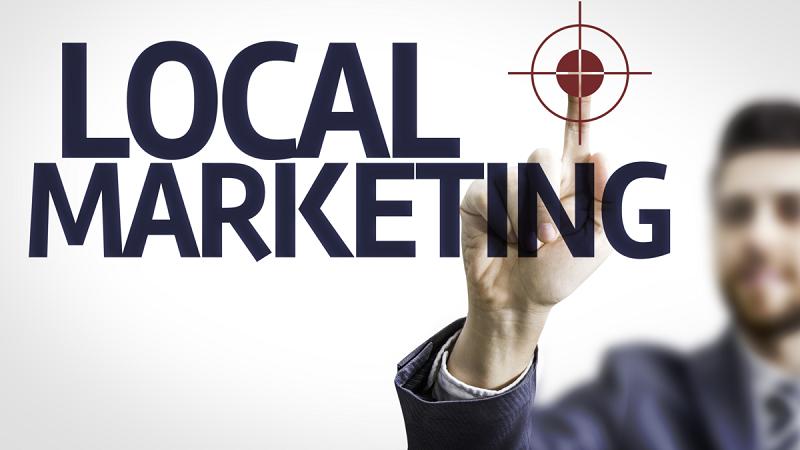 Local marketing ideas