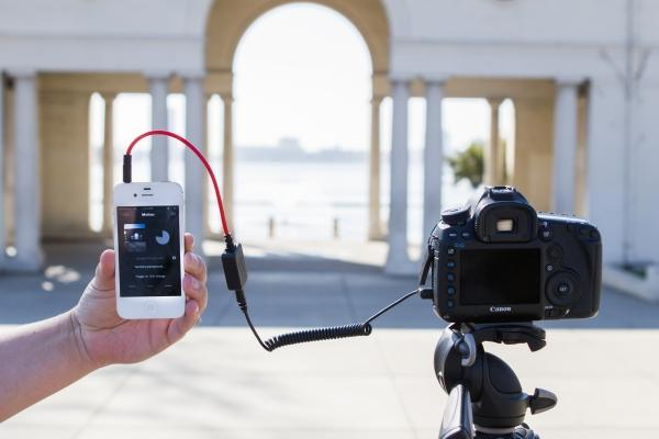 Turn your phone into a remote trigger with activation Trap