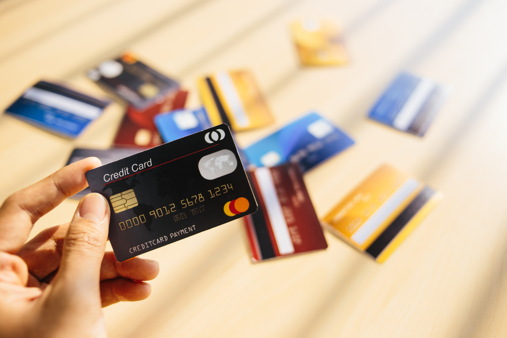 design of credit card