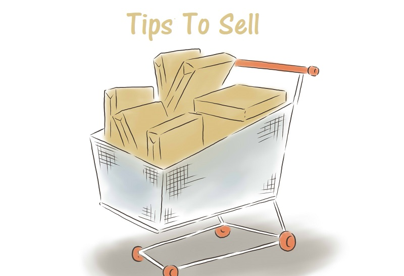 tips to sell