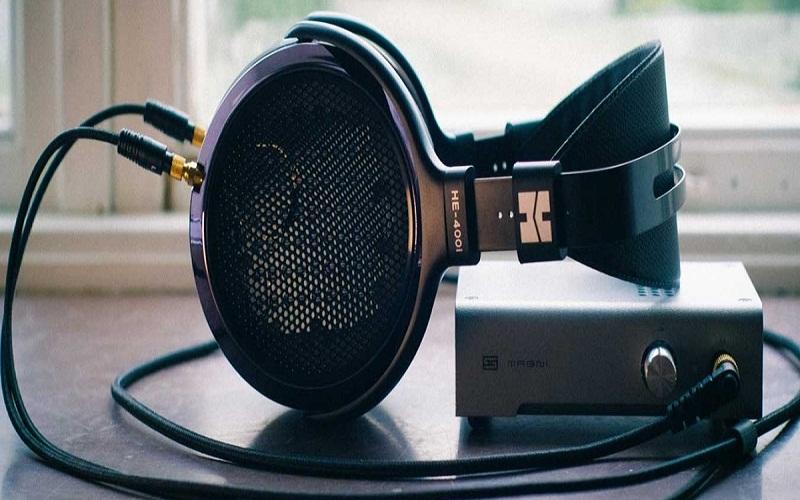 discover audio amplifier