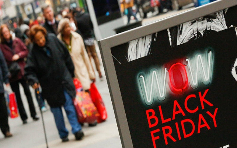 the Black Friday campaign