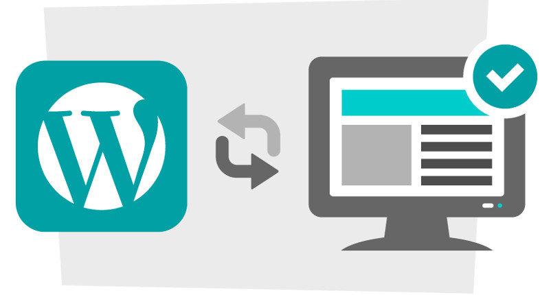 latest WordPress