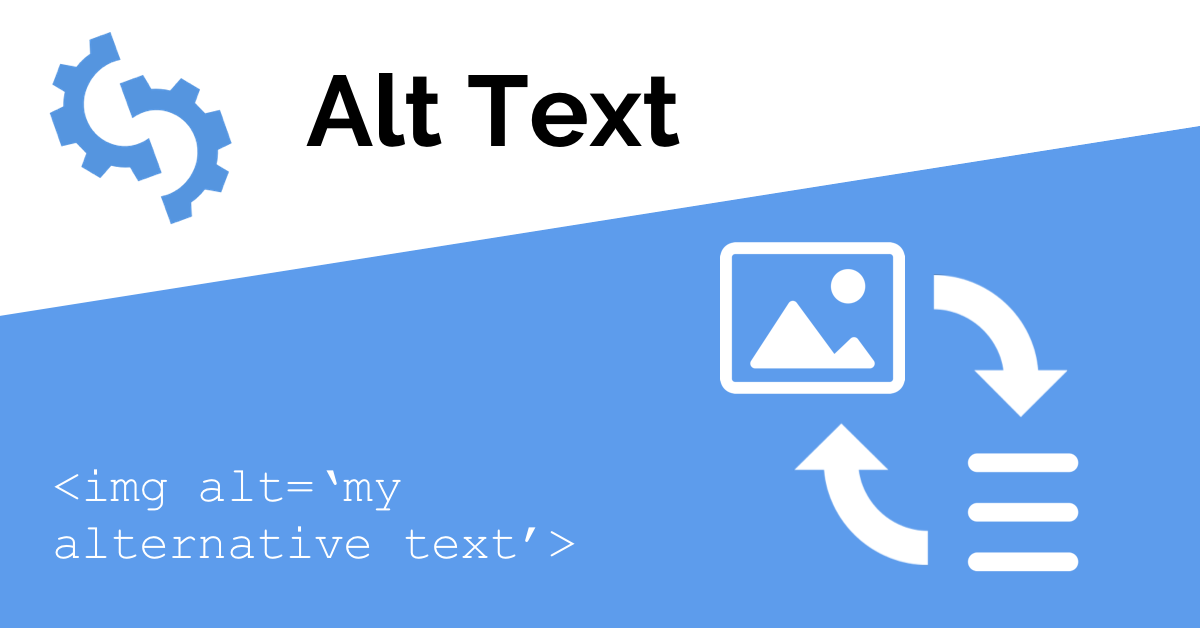 How to write alt-text correctly