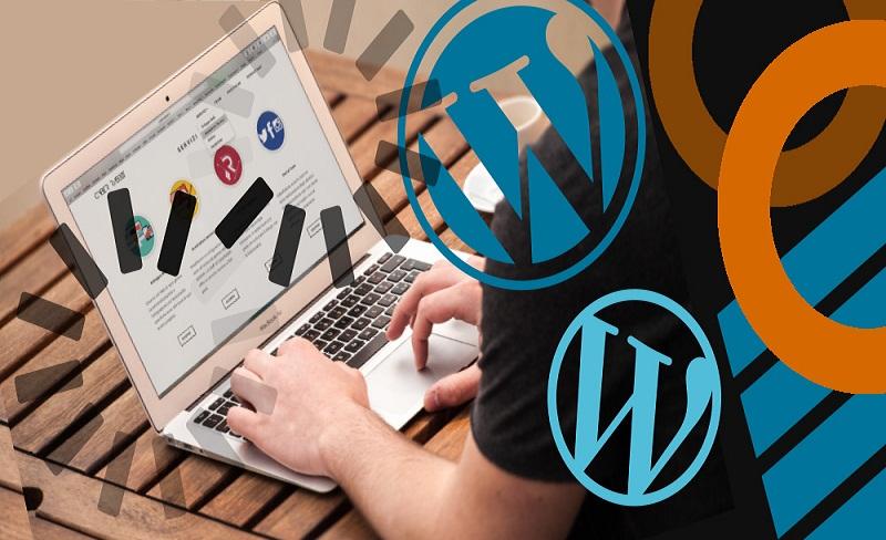 latest WordPress correctly