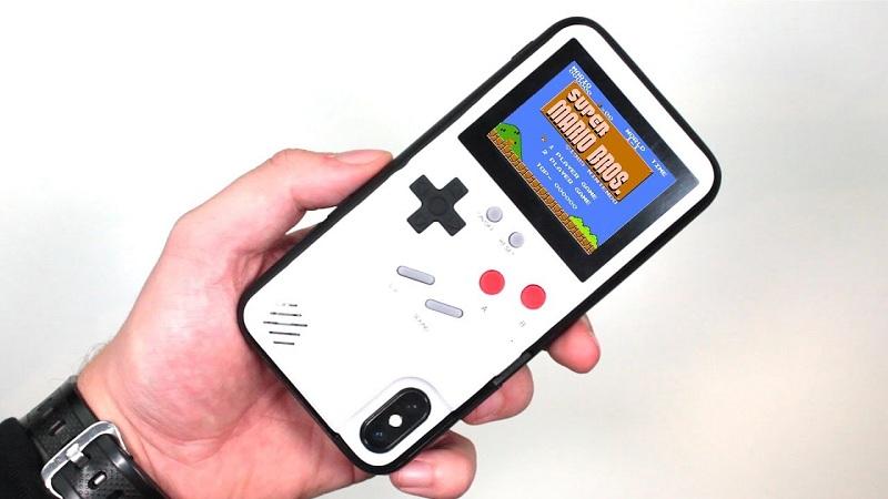 Game Boy CGame Boy Color Case - A Case With Built-In Retro Games!olor Case - A Case With Built-In Retro Games
