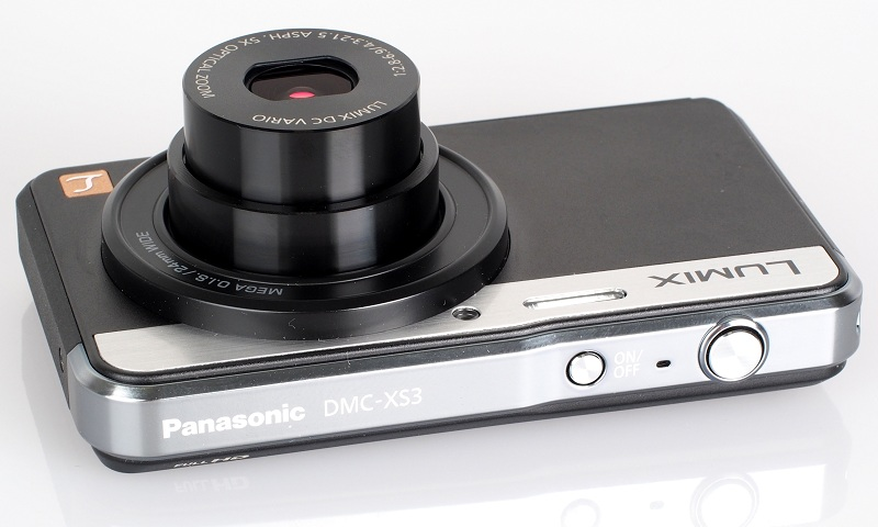 Panasonic Lumix XS3, The Thinnest Camera In The World