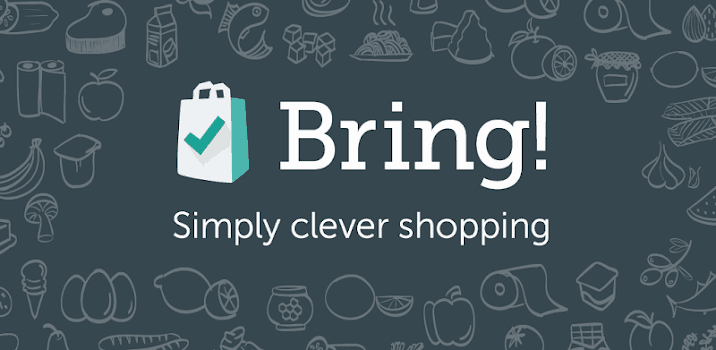Android shopping list app