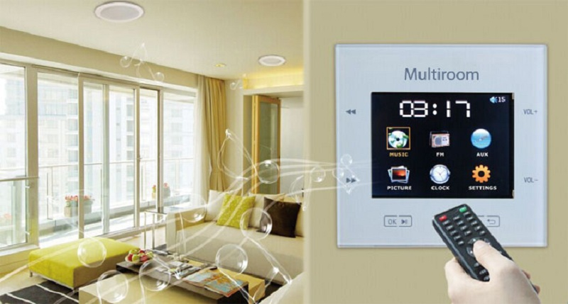 Top 5 Multiroom System For Smart Homes
