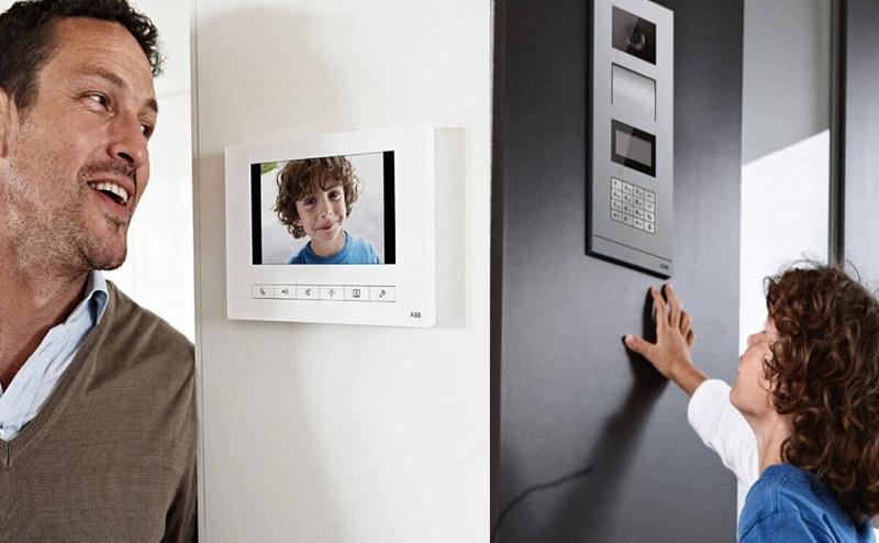Installing Video Intercom For Apartment