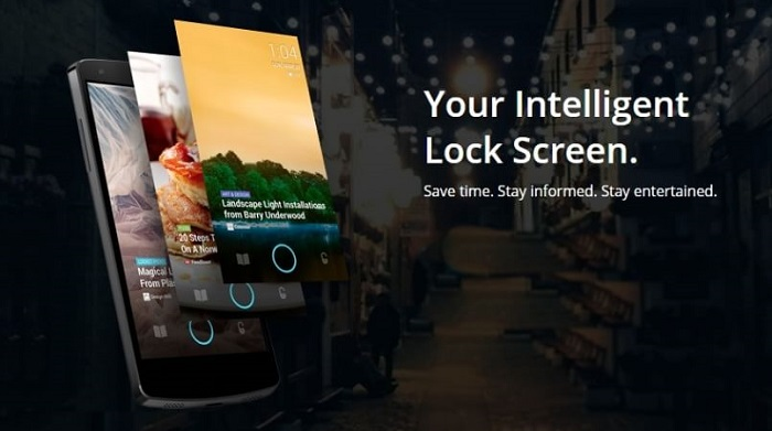 Locket Lock Screen
